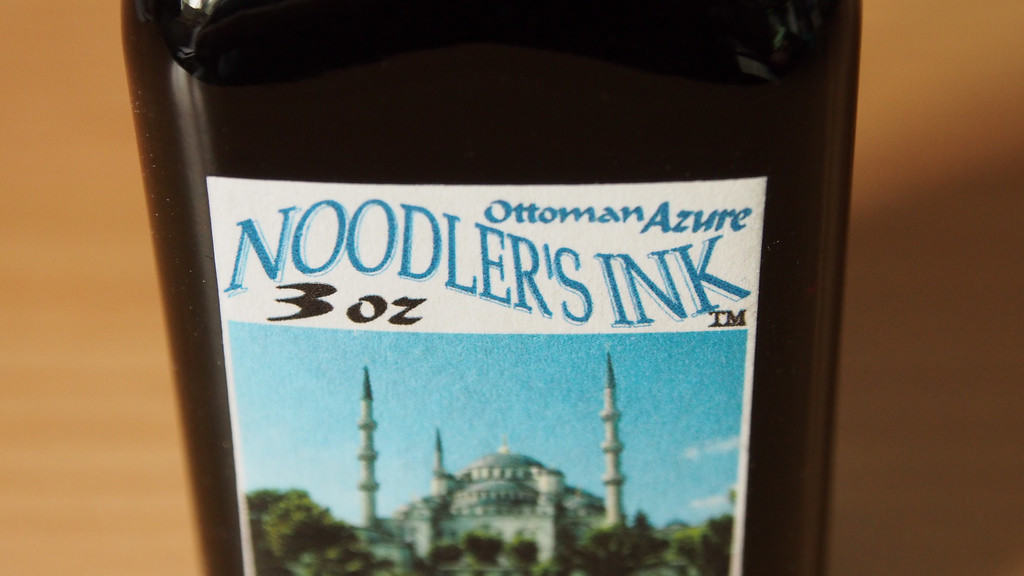 Noodler's Ottoman Azure - Ink Review