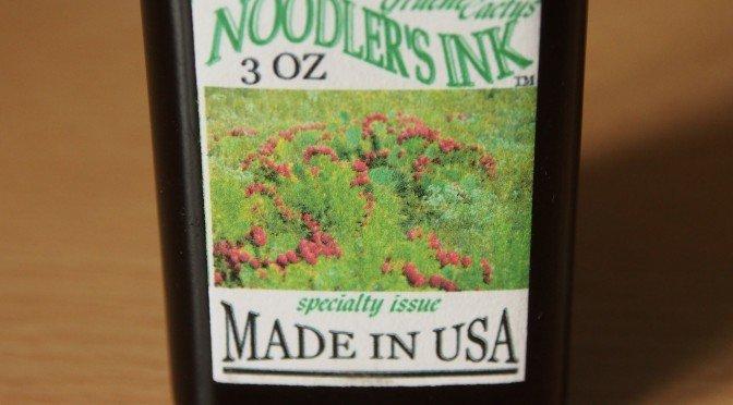 Noodler's Gruene Cactus